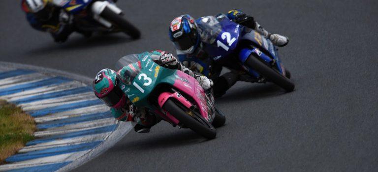 全日本ロードレース選手権 J-GP3 長谷川聖 CLUB Y's Spnsored by WestRiver ウエストリバー