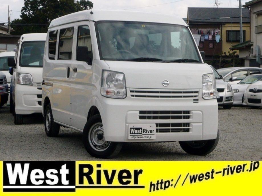 日産 NV100クリッパー660 |West River ウエストリバー|珍車屋|珍車 MTセダン専門店