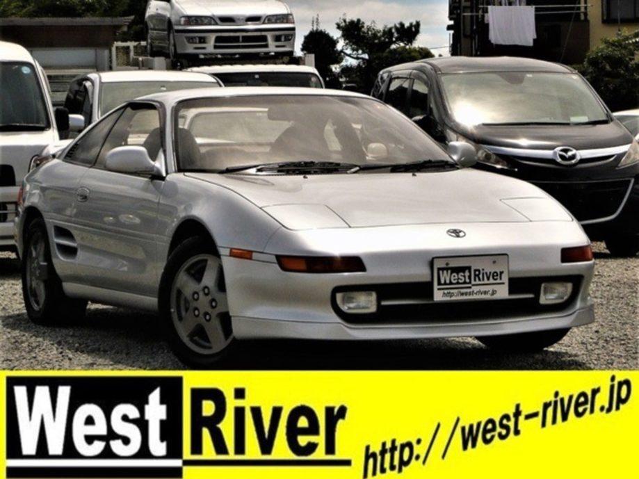 トヨタ MR22.0 Gリミテッド |West River ウエストリバー|珍車屋|珍車 MTセダン専門店