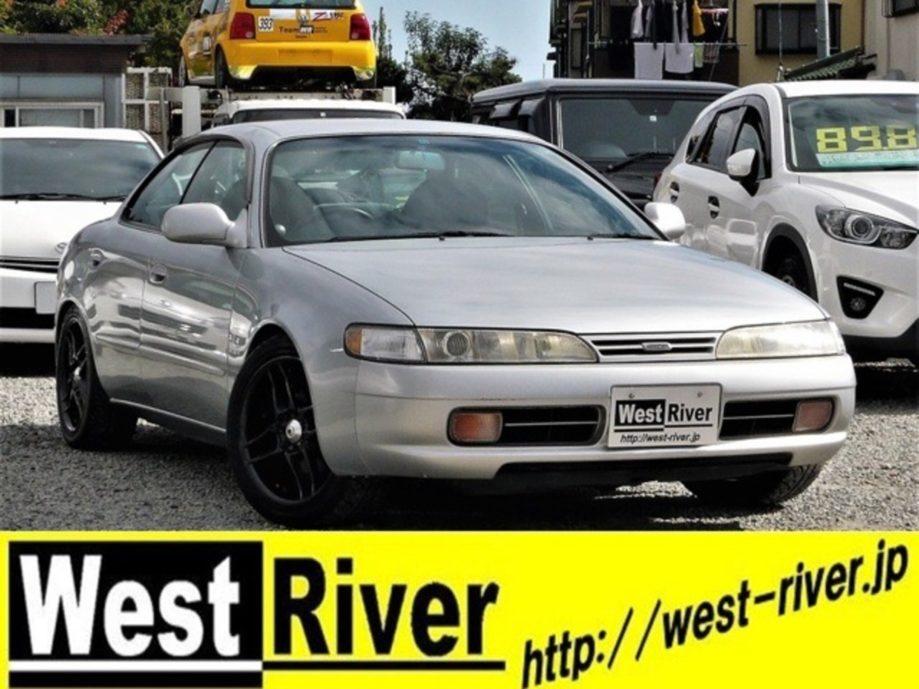 トヨタ カローラセレス1.6 |West River ウエストリバー|珍車屋|珍車 MTセダン専門店