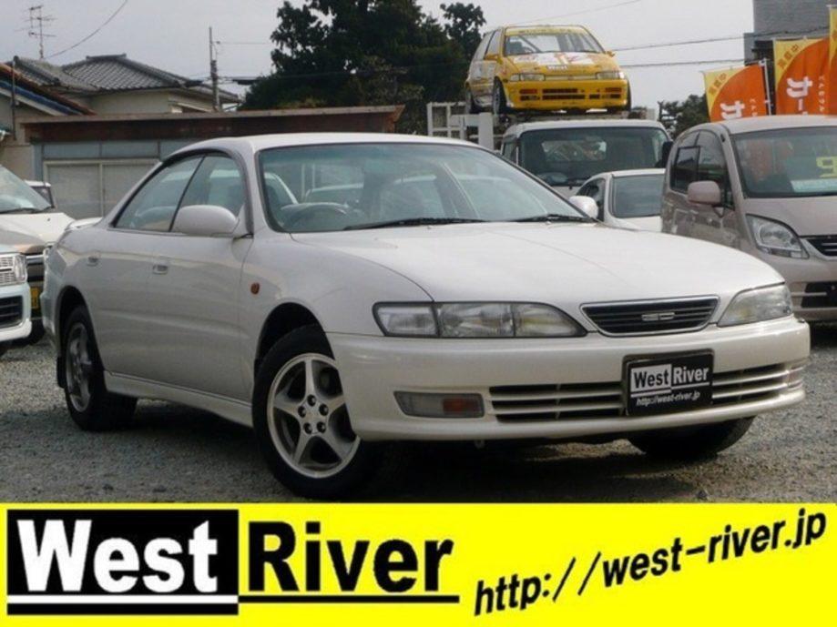 トヨタ カリーナED2.0 |West River ウエストリバー|珍車屋|珍車 MTセダン専門店