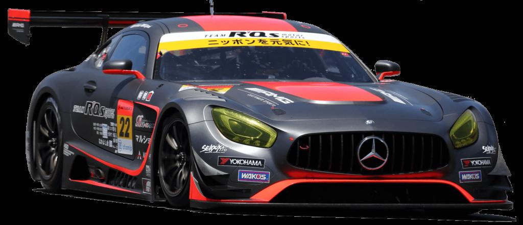 R'Qs AMG GT3 No.22| West River ウエストリバー|珍車屋|珍車 MTセダン専門店