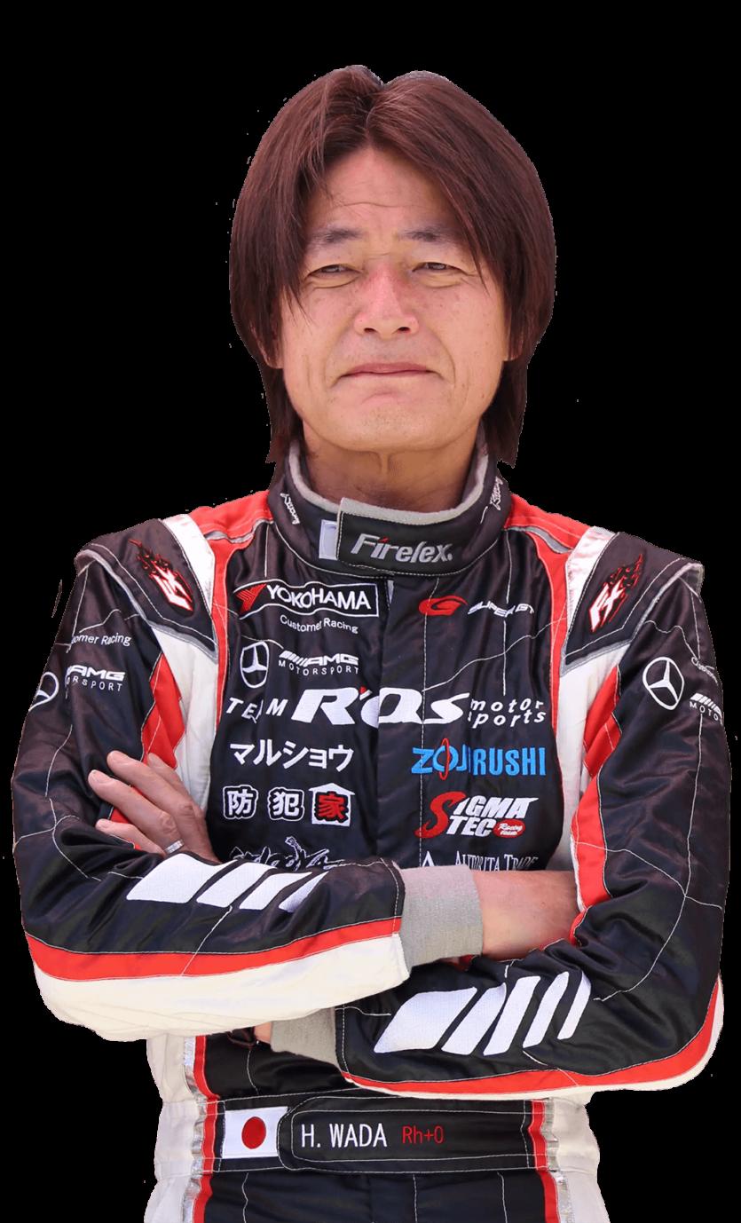 R'Qs MOTOR SPORTS ドライバー 和田 久