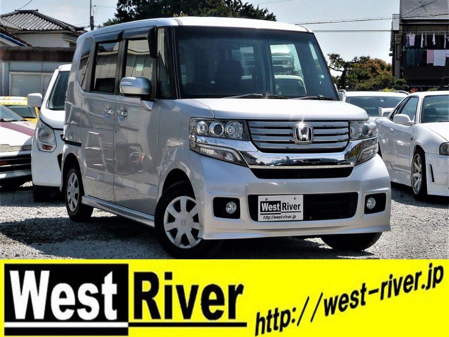 ホンダ N-BOX|West River ウエストリバー|珍車屋|珍車 MTセダン専門店