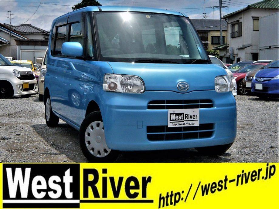 ダイハツ タント|West River ウエストリバー|珍車屋|珍車 MTセダン専門店