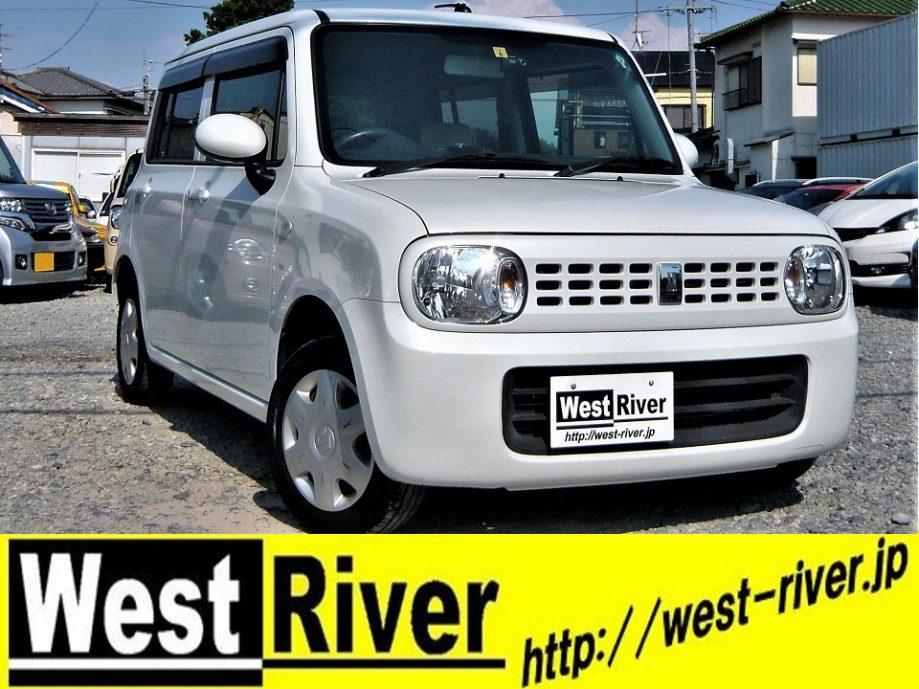 スズキ アルトラパン|West River ウエストリバー|珍車屋|珍車 MTセダン専門店