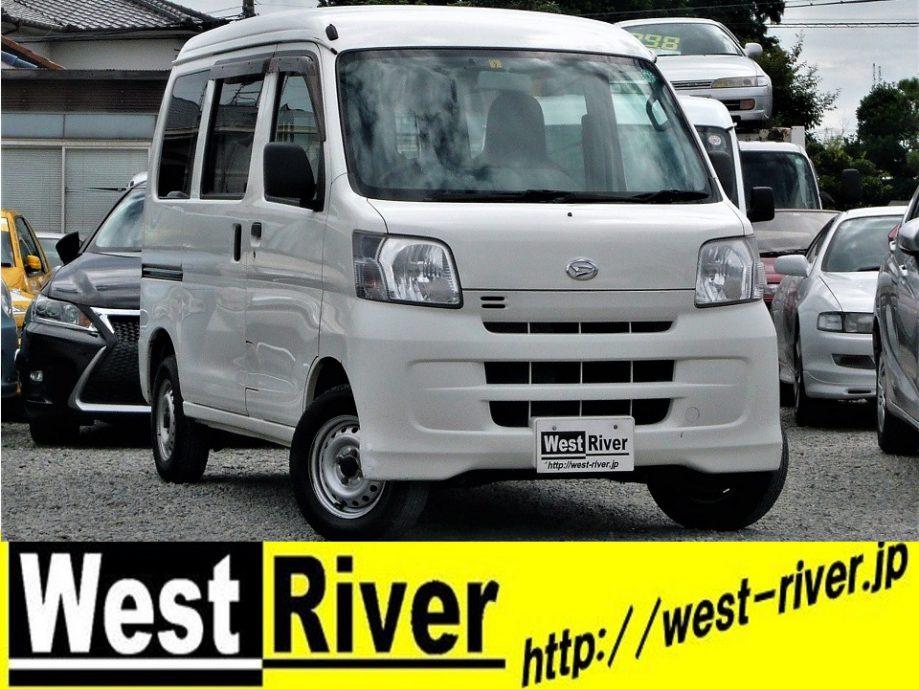 ダイハツ ハイゼットカーゴ|West River ウエストリバー|珍車屋|珍車 MTセダン専門店