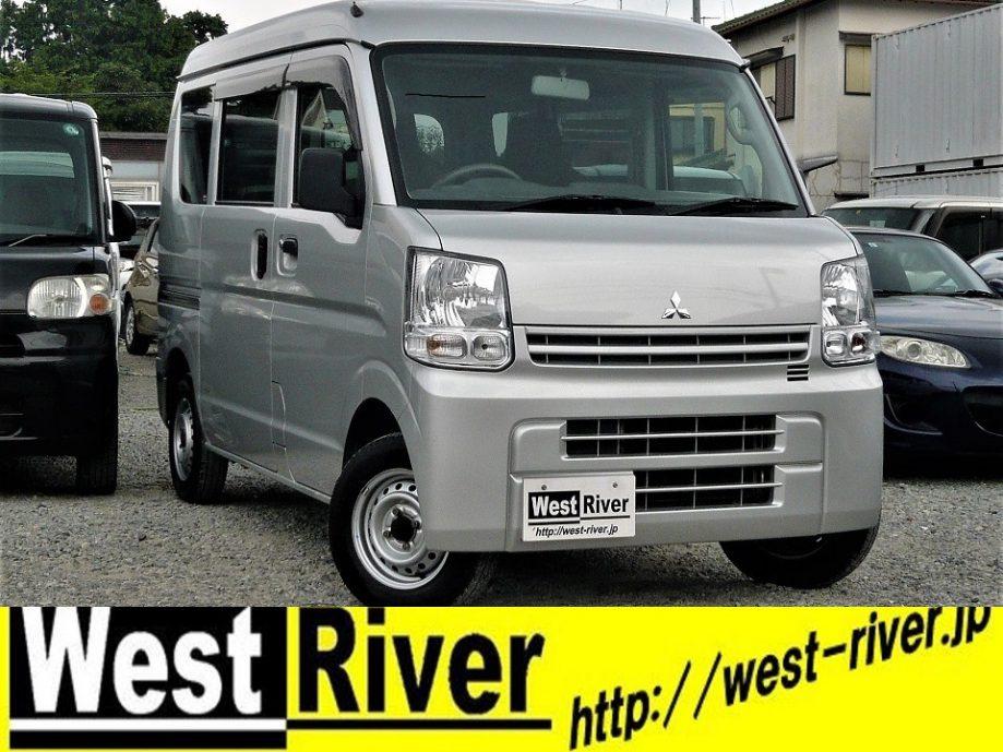 三菱 ミニキャブバン|West River ウエストリバー|珍車屋|珍車 MTセダン専門店