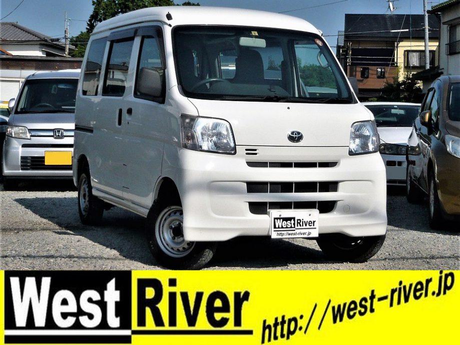 トヨタ ピクシスバン|West River ウエストリバー|珍車屋|珍車 MTセダン専門店