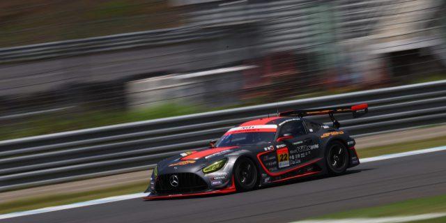 SUPER GT TEAM R'Qs Mortor Sport 22 AMG GT3