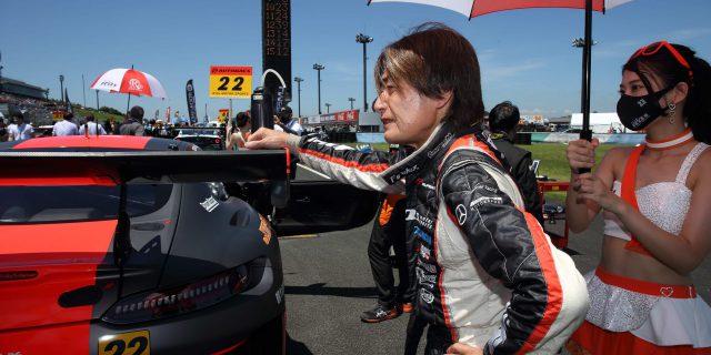 SUPER GT R'Qs 22 ドライバー 和田 久