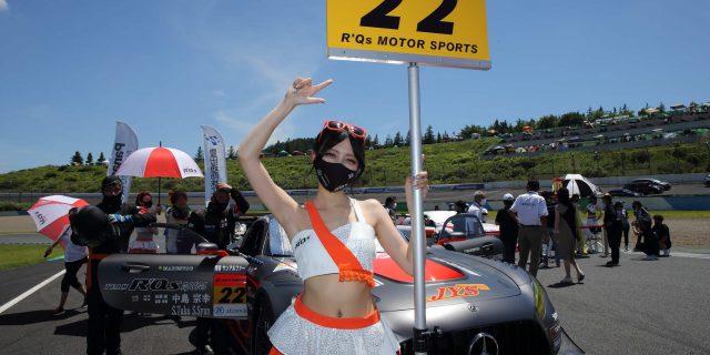 SUPER GT R'Qs GIRLS 22