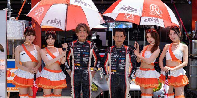 R'Qs Racing 2021 GIRLS & ドライバー